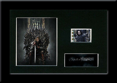 Game of Thrones -  Framed Replica 35mm Mounted Film cells - Memorabilia