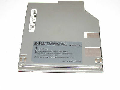 JOBLOT OF 10 X Dell   Laptop CD-RW / DVD+RW Drive MULTI LAYER FOR D500 AND D600