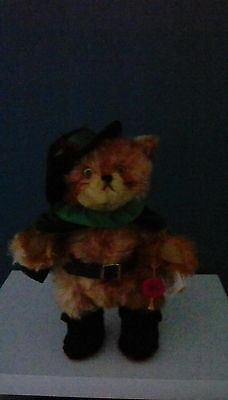 Hermann Teddy, Limited Edition Puss In Boots