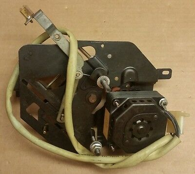 Rock-Ola Turntable Motor and Assembly - For Parts or Repair #2 Rock Ola Rock~ola