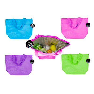 New Insulated Lunch Cool Cooler Sandwich Drinks Can Picnic Cold Travel Bag