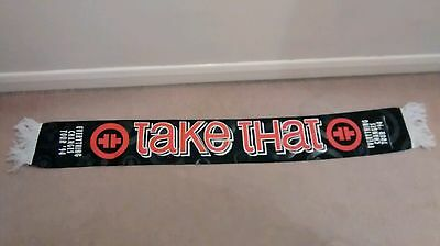 Take That Everything Changes 1994 tour scarf, Kellogg's Corn Pops programme