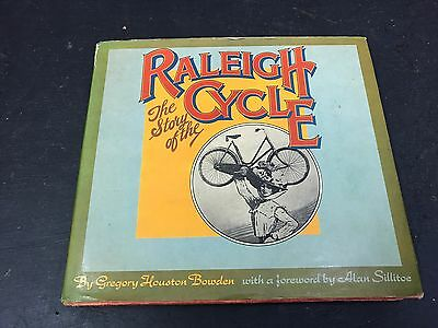Vintage Bicycle, The Story Of The Raleigh Cycle, Very Rare Book