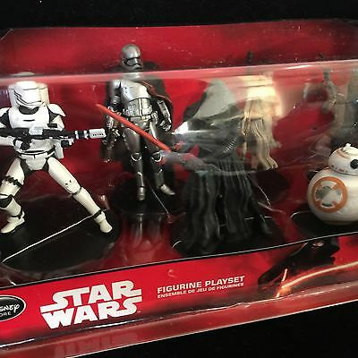 Star Wars The Force Awakens Action Figures PlaySet New Toys CLEARANCE SALE