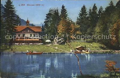 11670549 Blausee BE Hotel Blausee-Mitholz