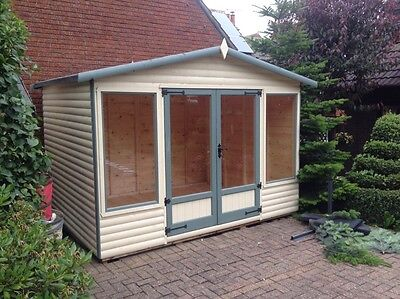 11ft x 8ft Summer House, Garden Room, Home Office