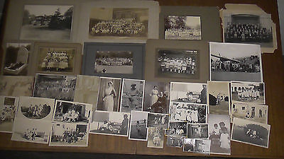 A Collection of Old Photographs, Mainly 1920's.