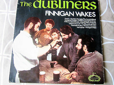 1966  The Dubliners Finnigan Wakes Chm 695