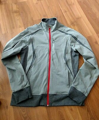 lululemon men's small smash jacket