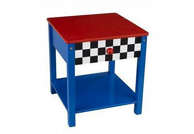 Kidkraft - Table De Chevet Voiture De Course