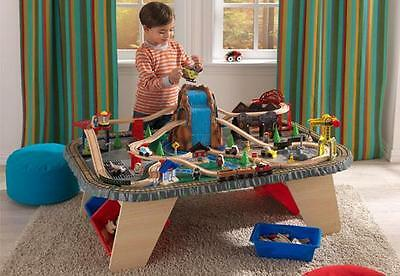 Kidkraft - Ensemble Train Et Table Waterfall Junction