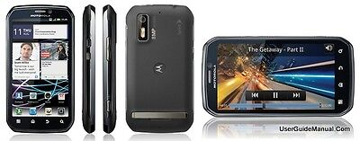 Motorola Photon 4G Dummy Sample Non Working Phone