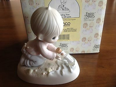 Precious Moment Figurine 1994 SENDING YOU OCEANS OF LOVE NIB