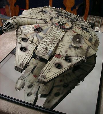 Millennium Falcon of Star Wars by Master Replicas the Signature Edition