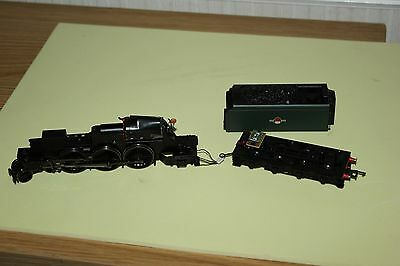 Hornby China Made R/s Br 4-6-2 Class A4 Loco Chassis & Dcc Ready L/c Tender