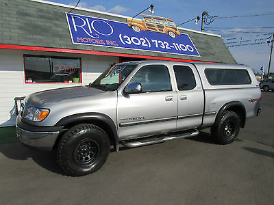 2002 Toyota Tundra TRD 2002 Toyota Tundra TRD 4x4 130k miles extended pick up cab automatic