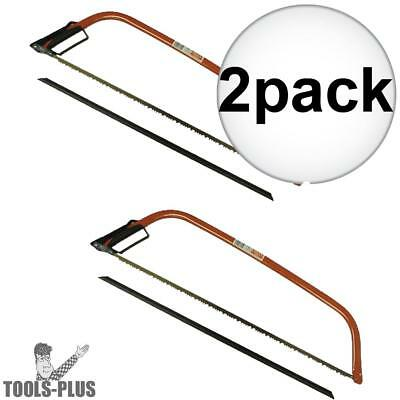 """2pk 36"""" Bow Saw Bahco 9-36-23-KP New"""