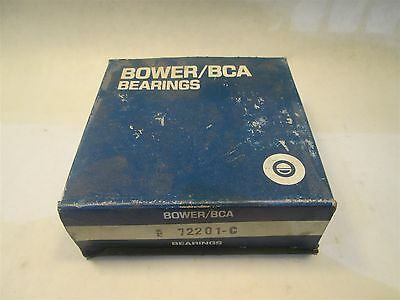 Bower Tapered Roller Bearing Cone 72201C
