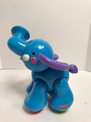 Fisher Price Amazing Animals Sing & Go Train Elephant Replacement FREE SHIPPING