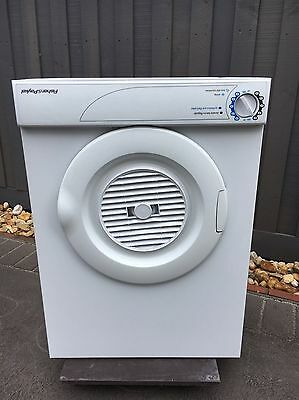 Fisher & Paykel 3.5kg Dryer AD39