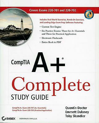 CompTIA Complete Study Guide with Sealed CD