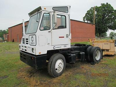 Capacity TJ5000 Terminal Tractor/Terminal Spotter/Yard Spotter/ Trailer Spotter