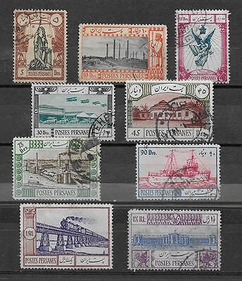 Persia Stamp Selected Used / Mint