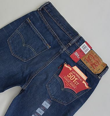 LEVI STRAUSS 501CT Jeans Men's, Authentic BRAND NEW CONDITION