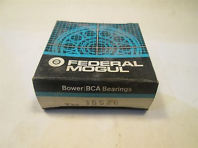 Bower Bearing Tapered Roller Cup 15520