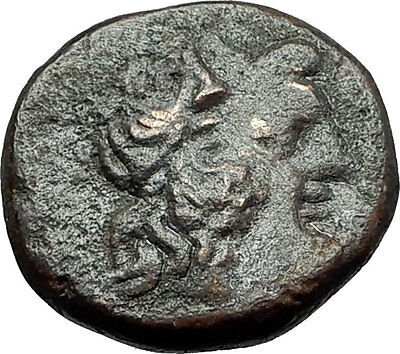 Sinope in Paphlagonia MITHRADATES VI the GREAT Time Zeus Eagle Greek Coin i59435