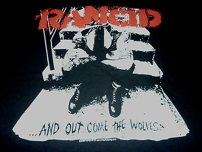 Rancid Shirt ( Used Size L ) Good Condition!!!