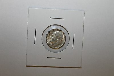 1954-s  Roosevelt BU Uncirculated 3 Dimes    90% Silver