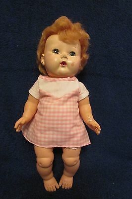 Vintage American Character Betsy Wetsy/Tiny Tears Doll