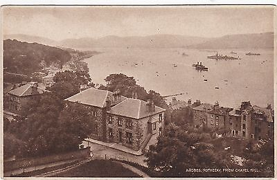 Ardbeg From Chapel Hill, ROTHESAY, Isle Of Bute