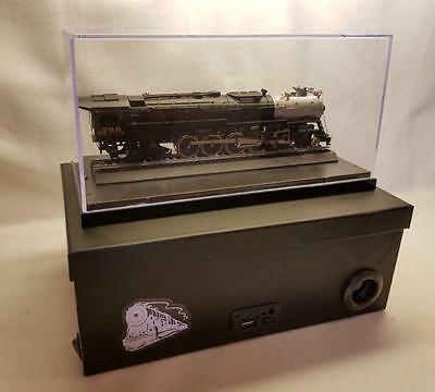 Model Train Displays with MP3 Player Built In