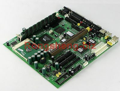 New Industrial Motherboard For DOC POS-760 REV.A3