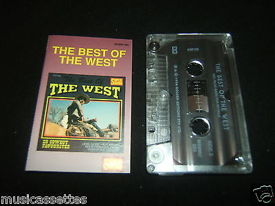 The Best Of The West Australian Cassette Tape Various Artists Compilation