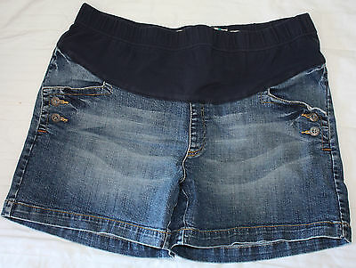 Old Navy Stretch Full Panel Maternity Shorts L/large