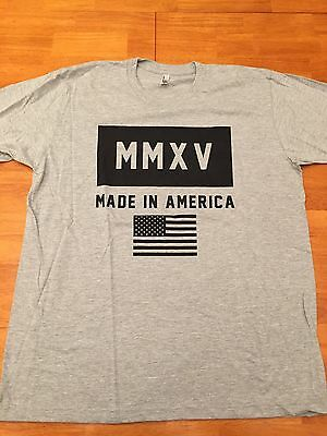 Made in America Festival 2015 Beyonce The Weekend J Cole Shirt Sz XL Brand New