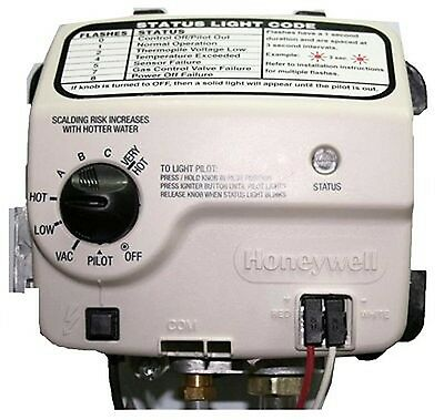 "Reliance 400 Series, 2"" Shank, Honeywell Electronic Gas Control Valve, 4699849"