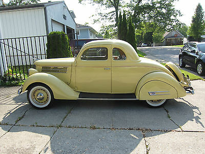 1936 Ford Other  1936 Ford V8 5-Window Coupe