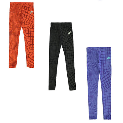 Nike Derailed Leggings Tights Trousers Youth Girl