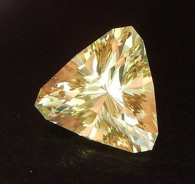 ***custom Cut*** 3.20 Carat Chrysoberyl!