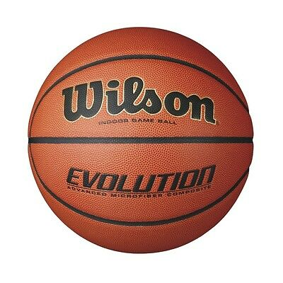 Wilson WTB0516 Evolution Official Size Game Basketball