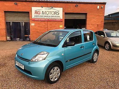 2005 Daihatsu Sirion 1.0 S Blue 5dr Hatch, **ANY PX WELCOME**