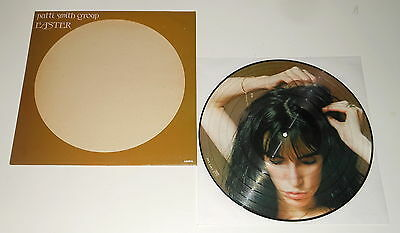 Patti Smith Group - PICTURE LP - Easter - Arista PIC 5