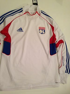 Maillot Foot Lyon  Sweet Entrainement Superbe   Neuf