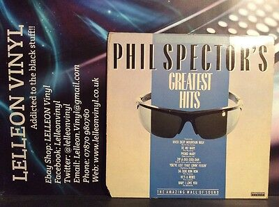 Phil Sector's Greatest Hits Compilation LP Album Vinyl Record PSLP1 Pop Soul