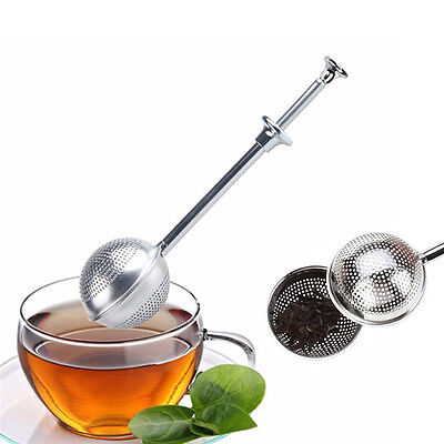 Cute Stainless Steel Ball Tea Strainer Infuser Mesh Filter Coffee&Tea Maker Tool