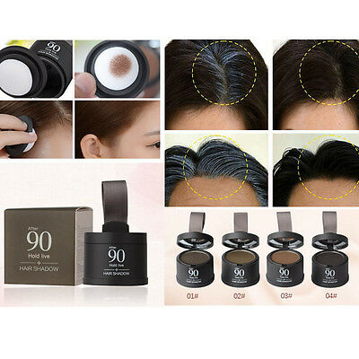 New DIY Hairline Shadow Powder Highlights Reissue Grooming Supply Hair Color Dye